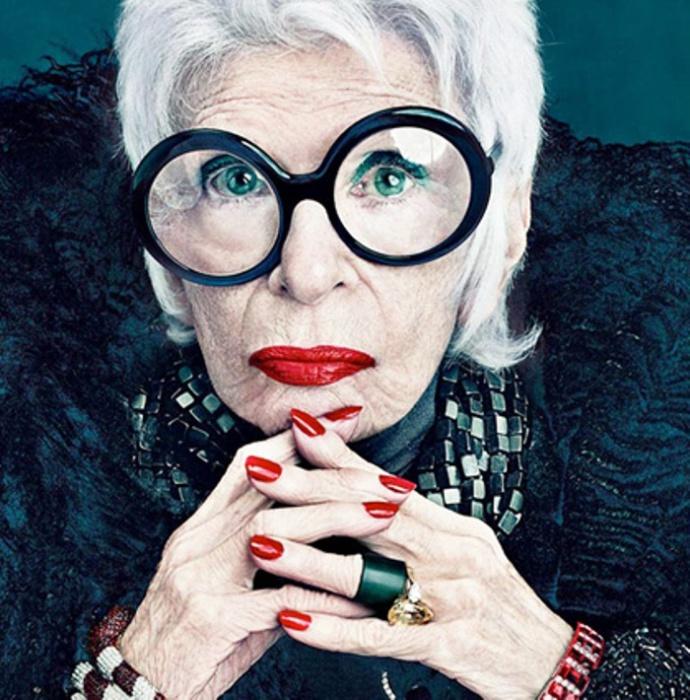 Джоан Дидион (Joan Didion). Возраст: 80 лет. Компания: Celine.