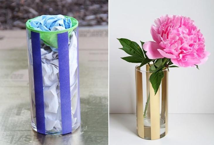 Ручная роспись вазы: 3 масте…