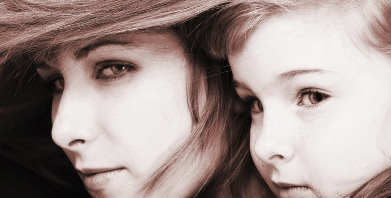 Дочь — зеркальное отражение Матери