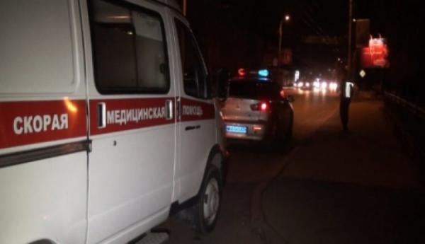 Ночной пешеход пострадал под колесами иномарки в Нальчике