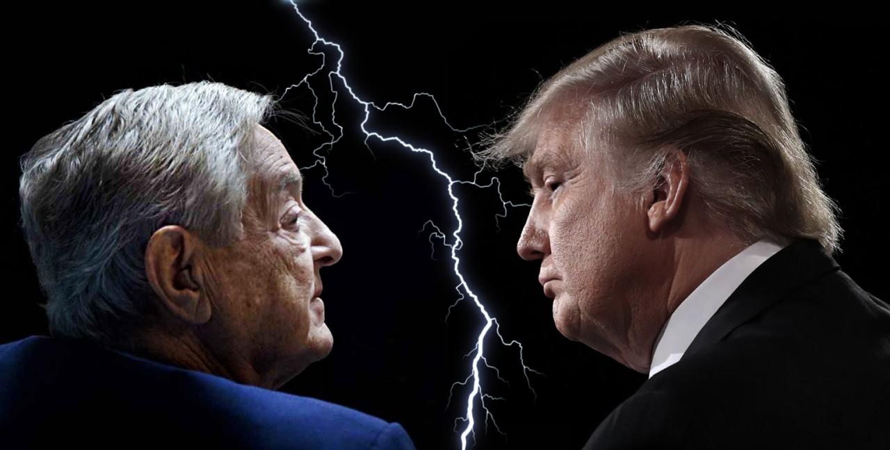СМИ США:  Сорос  потерял  миллиард долларов из-за победы Трампа