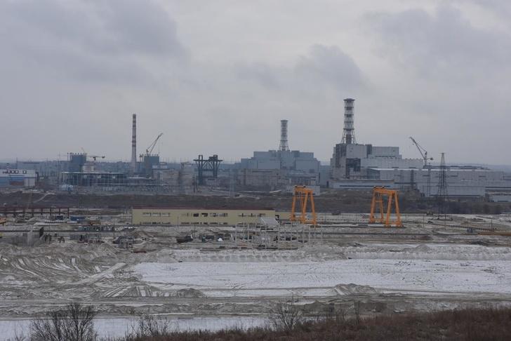 Состоялась торжественная закладка памятного знака на строительстве Курской АЭС-2