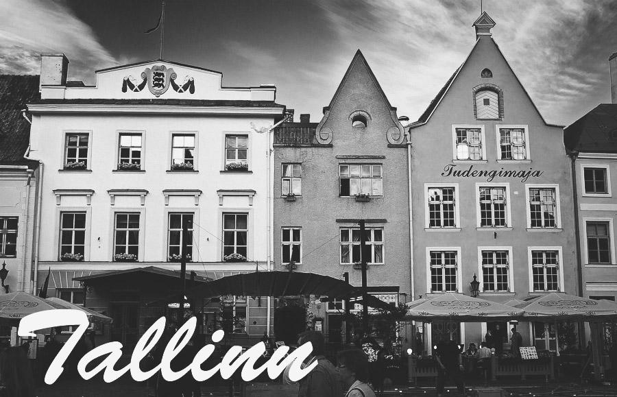 Таллин, Эстония, Старый город, Tallinn, Estonia