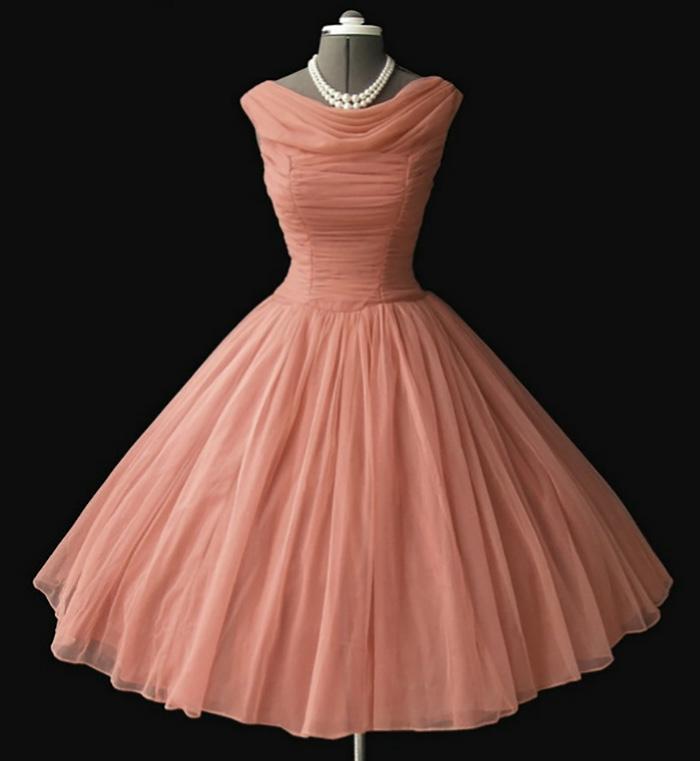 короткие свадебные платья в стиле ретро