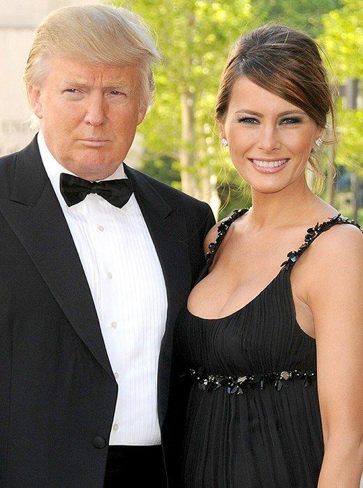 А вы видели, как менялась самая шикарная первая леди США - Меланья Трамп?