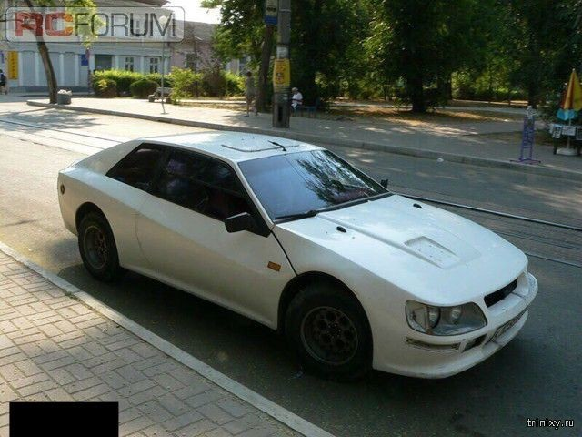 """Необычный самодельный автомобиль """"Вега-1600GT"""" из 1980-х Вега-1600GT, СССР, авто, своими руками"""
