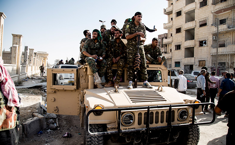 Сирию надо превратить для США во второй Вьетнам