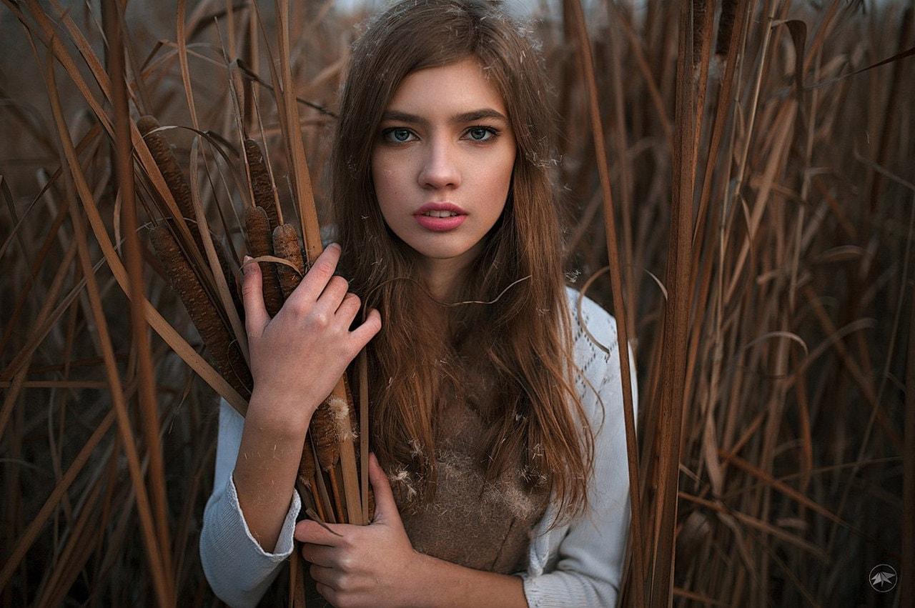 Галерея красоты девушек глазами фотографа