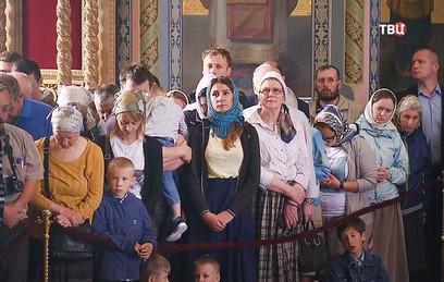 Православные христиане по всему миру отмечают Рождество