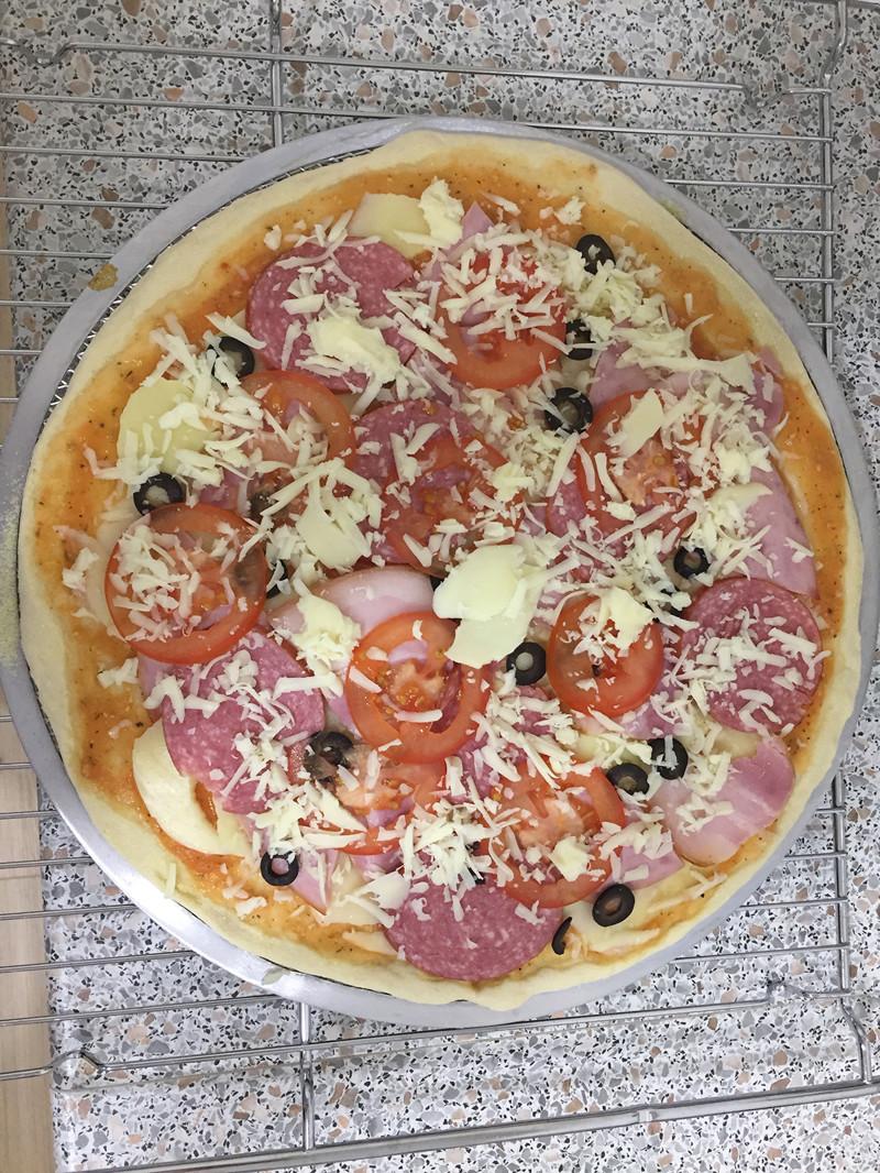 Рецепт пиццы самый простой и вкусный