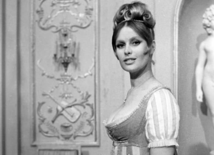 Кадр из фильма *Пепел*, 1965 | Фото: kino-teatr.ru