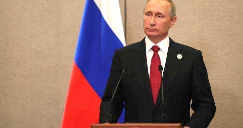 Россияне на генетическом уровне не приемлют давление, — Путин