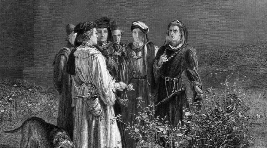 Тайные спецслужбы средневековья