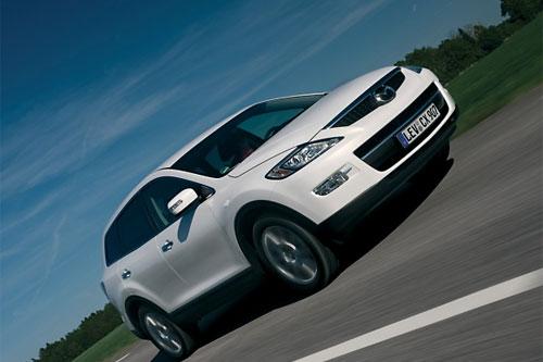 Mazda CX-9 получит 4-цилиндровый турбомотор