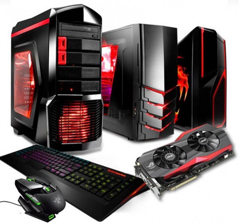 комплектация системного блока компьютера для игр костюма Горка Флисовые