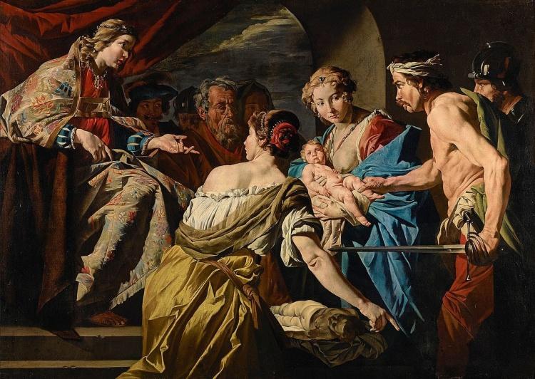 Художник Matthias Stom (1600 – 1652). Великий утрехтский караваджист