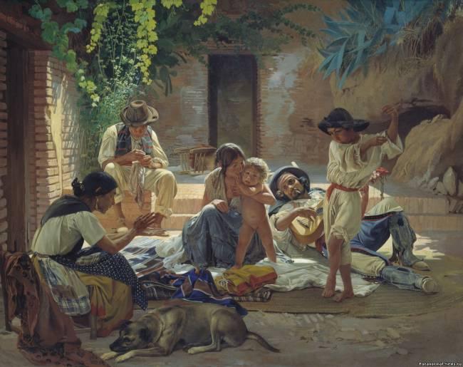 Цыгане: Наследники Великого мага