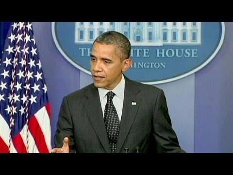 Сирия: что может сделать Обама? Репортаж Евроньюс