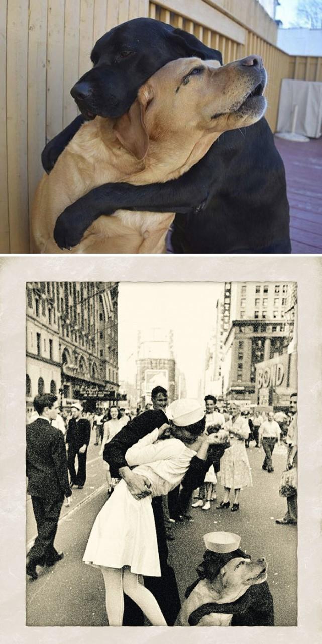 Битва фотожабберов коллаж, приколы, смех, фотожаба, фотомонтаж, фотошоп, юмор