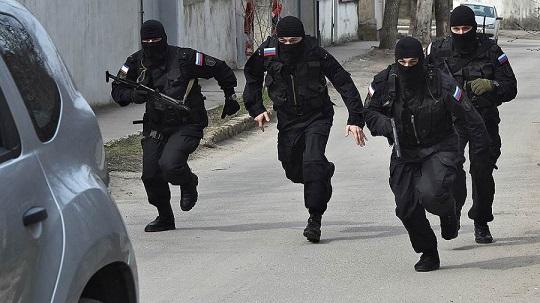 ФСБ задержала в Севастополе …
