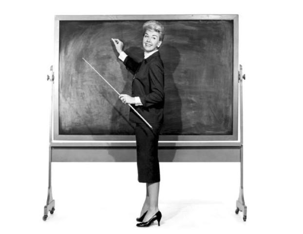 Учителя, которых больше нет.