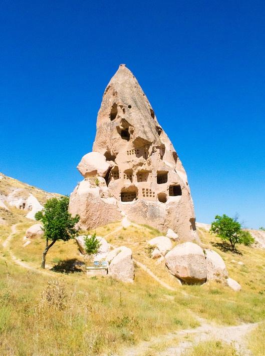 Красивое фото Каппадокии. Турция