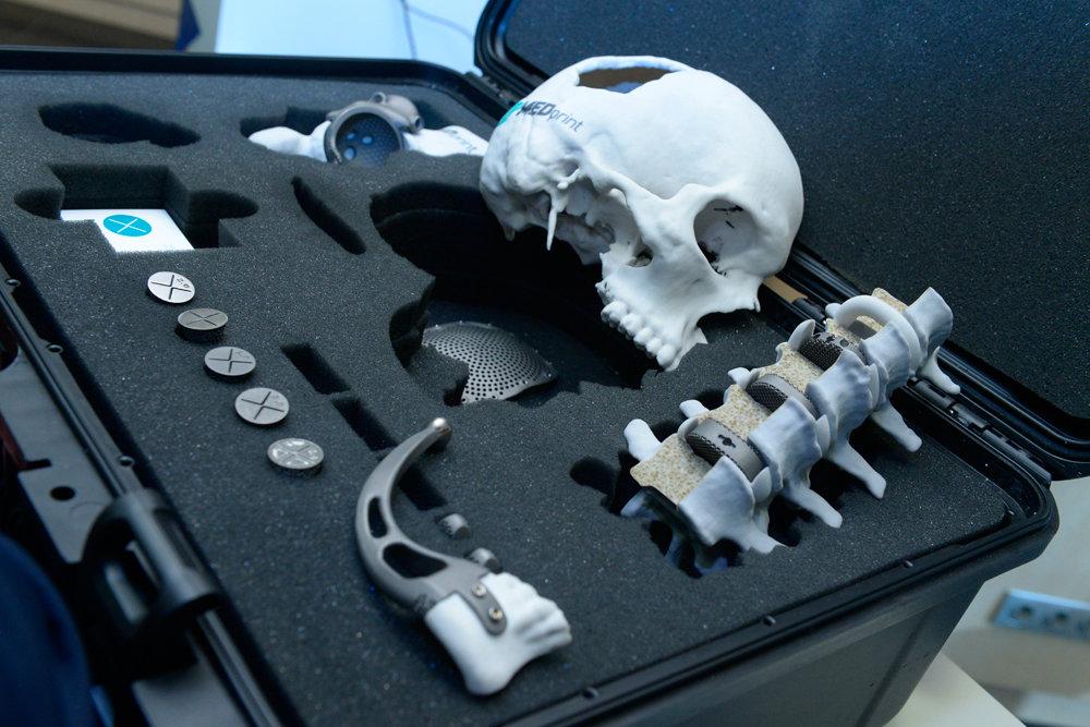 В Донском университете создали биопринтер для печати живых тканей