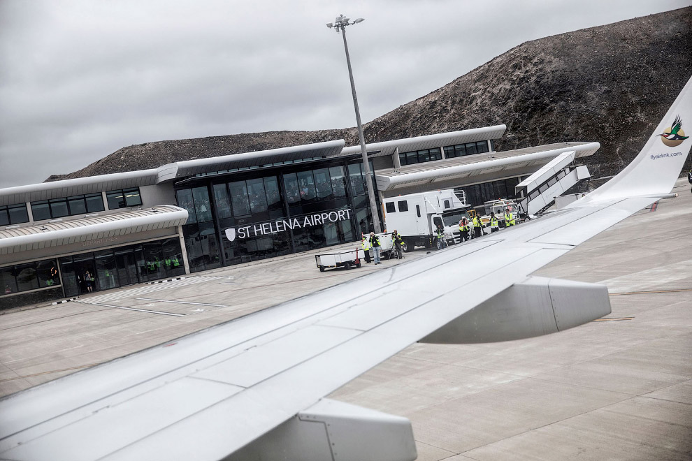 Бесполезнейший аэропорт в мире
