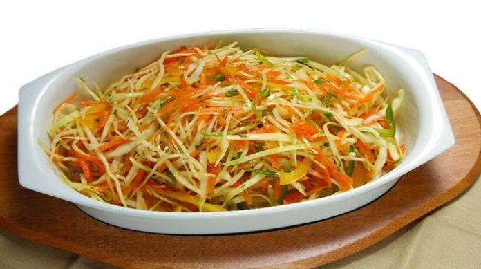 3 классных заправки для салата из капусты!