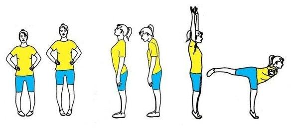 ХИЖИНА ЗДОРОВЬЯ. Гимнастика для вен: 15 упражнений против варикоза