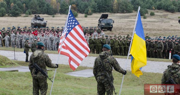 База НАТО на Украине