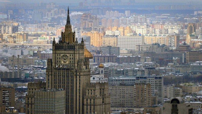 В МИД РФ выразили озабоченность деятельностью США в Сирии