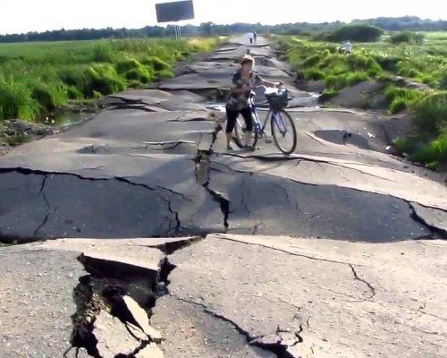 Плохие дороги назвали главной причиной аварий в Ростове
