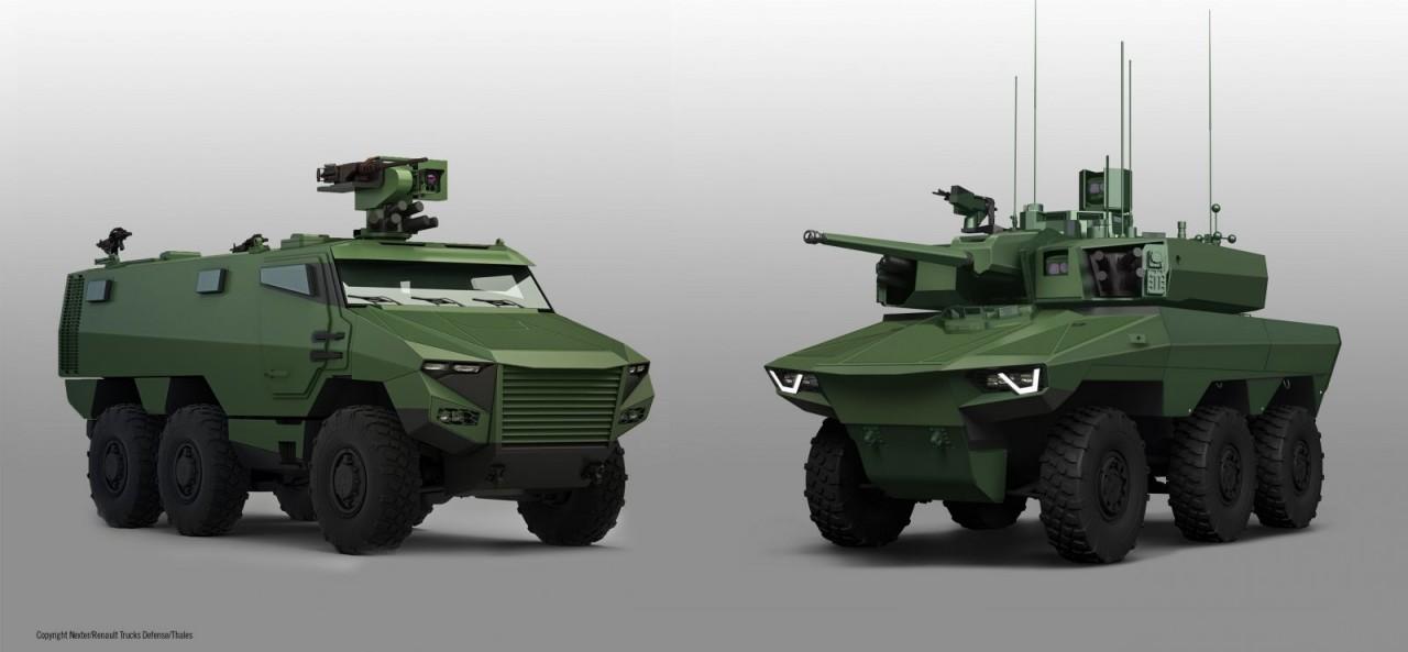 Новый претендент на приобретение компании Renault Trucks Defense