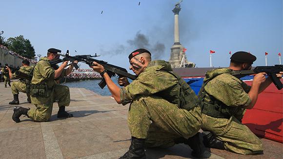 В Крыму создали дивизию для борьбы с диверсантами