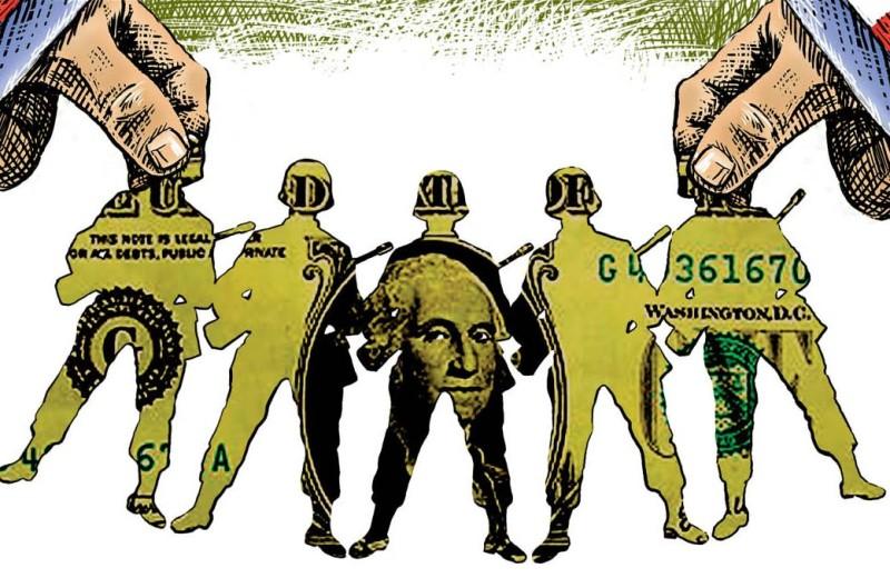 Военные расходы обанкротят Америку