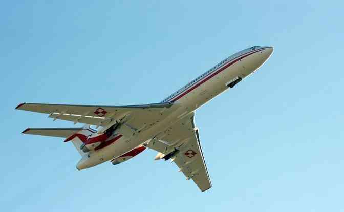 Крушение Ту-154: прерванный полет в Сирию