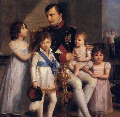 Наполеон и его сыновья