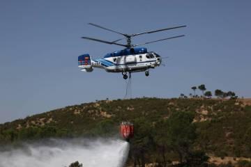 Российские вертолеты ворвали…