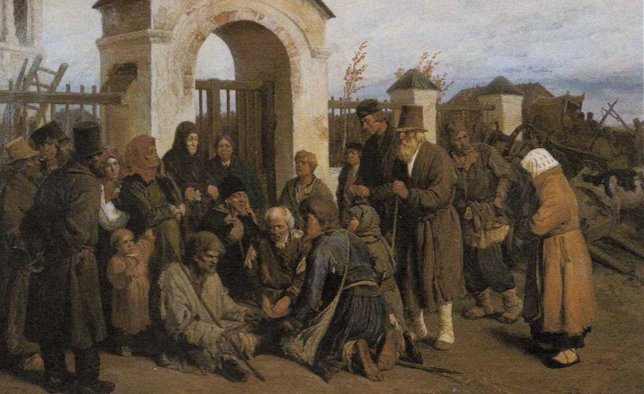 Прогулка с поэтами 19 века.