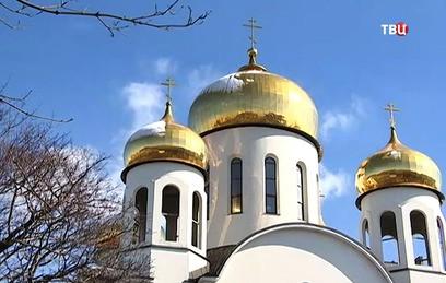 Ресин проинспектировал ход строительства храма Пресвятой Богородицы