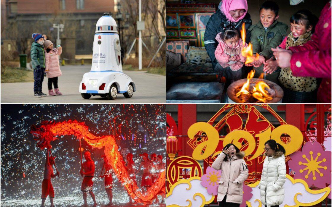 Увлекательные фотографии из Китая