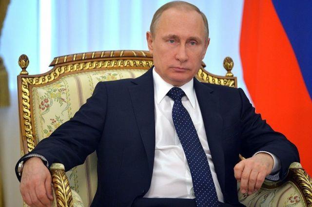 Путин прокомментировал слова Клинтон, сравнившей его с Гитлером