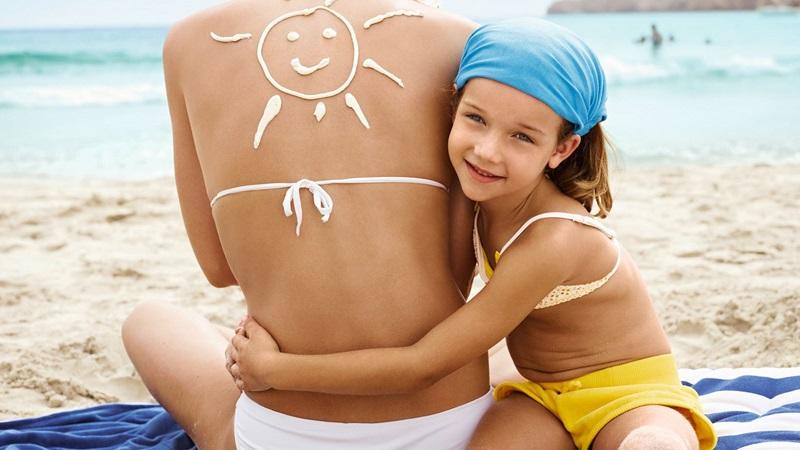 как защитить кожу от солнца летом