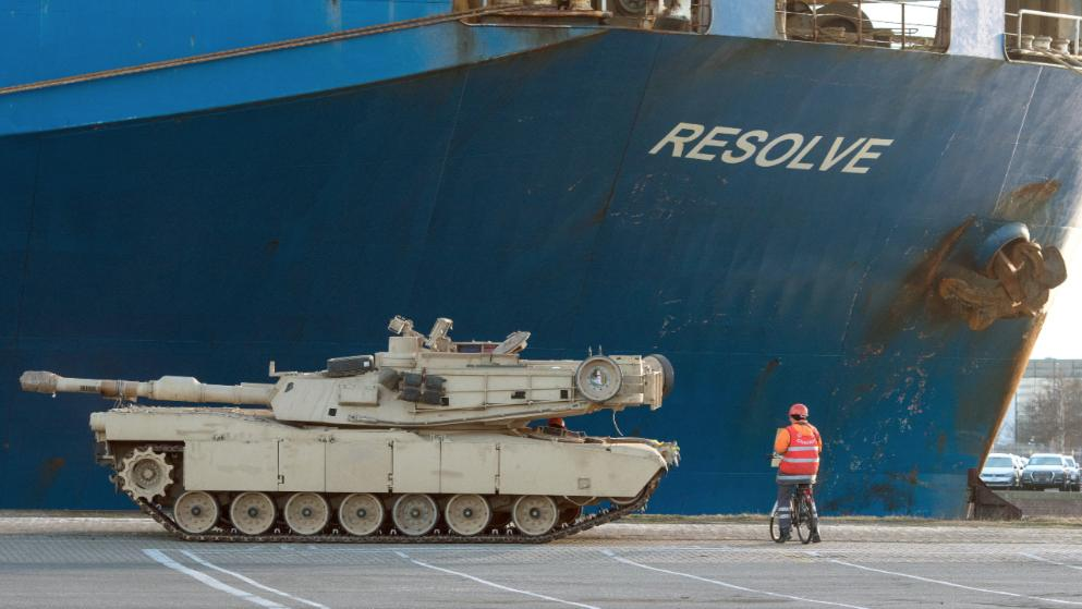 Для ответа НАТО Москва может задействовать «белорусский балкон»