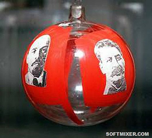Как запрещали Рождество