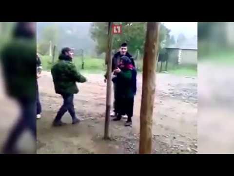 Быдло и на Кавказе-быдло: Пользователи соцсетей разыскивают жителей Дагестана, давших пощёчину бабушке