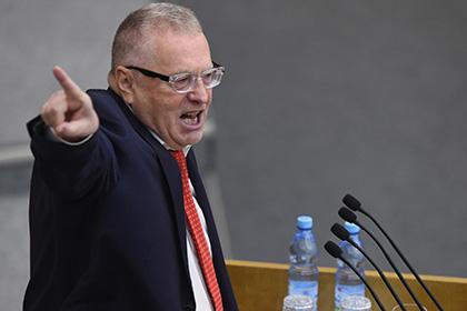 Жириновский посоветовал НАТО…
