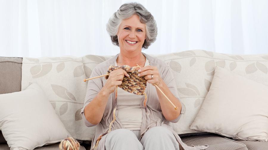 Вязание для долголетия