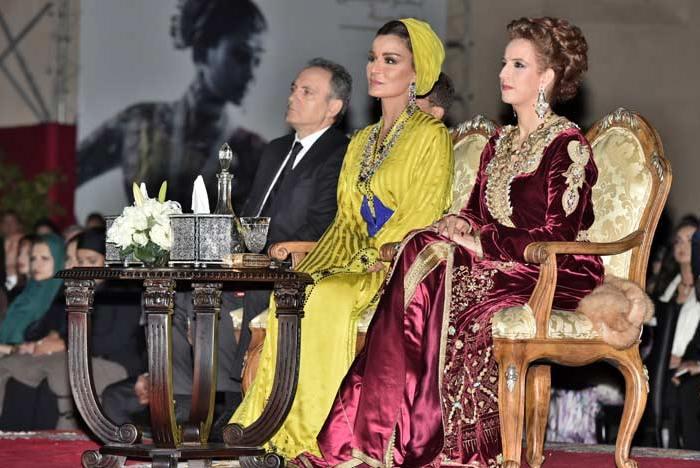 5 женщин из простых семей, которые стали жёнами самых богатых восточных шейхов